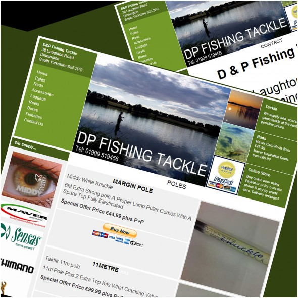 DP Fishing Tackle